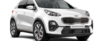 kia sportage for uber rental - 2020 model