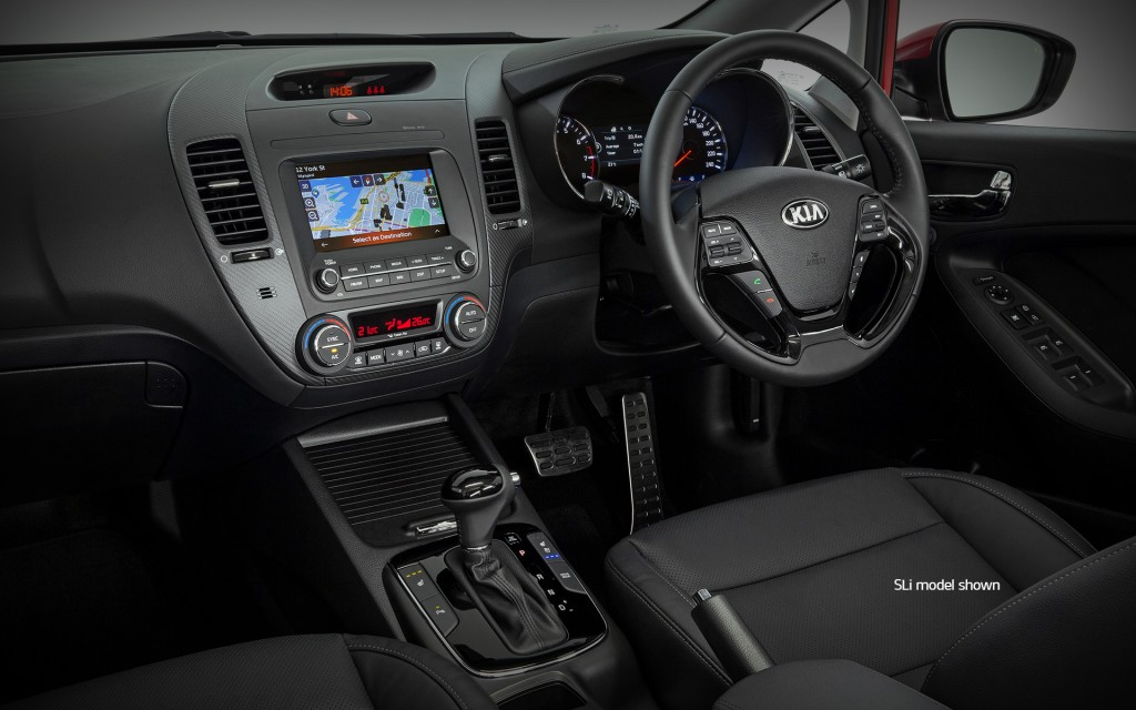Kia Cerato Hatch Keyz Rideshare Rental And Rideshare